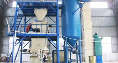 Dry Mortar Production Line